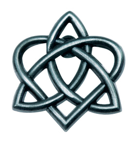 Celtic Trinity Heart Pin  (P-172-Pin)Celtic Trinity Heart Pin  (P-172-Pin)
