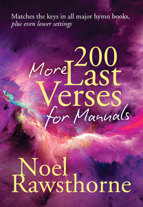 200 More Last Verses For Manuals (Revised)200 More Last Verses For Manuals (Revised)