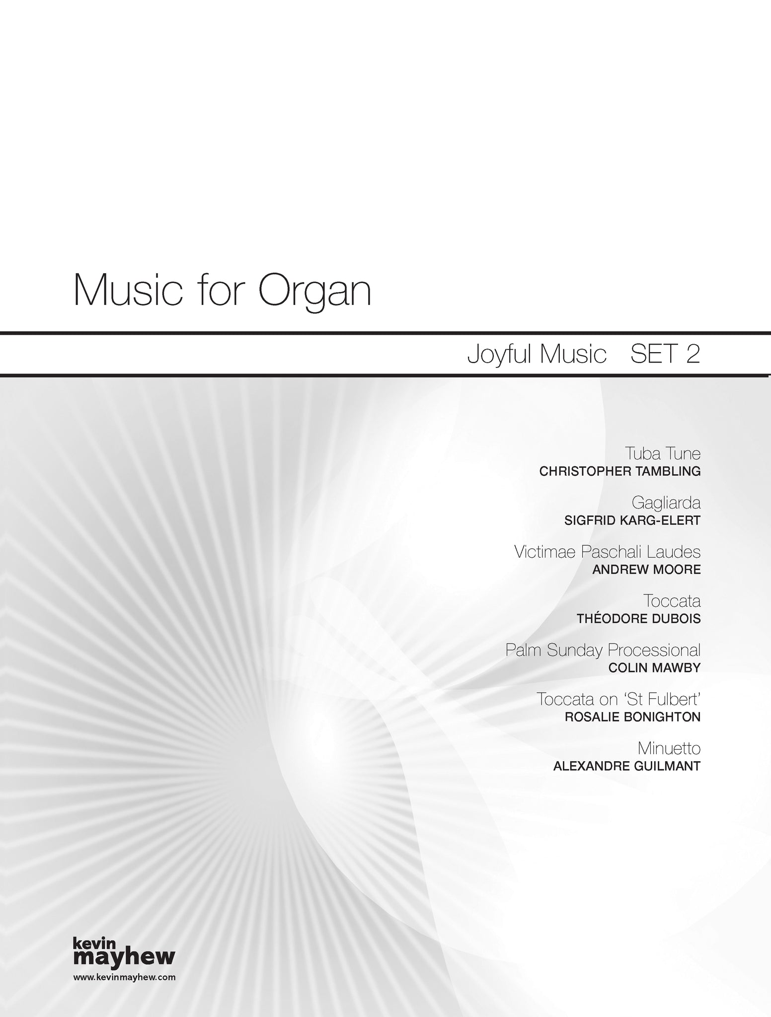 Music For Organ-Joyful Music Set 2Music For Organ-Joyful Music Set 2