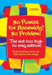 No Pianist For Assembly? No Problem! 1-3 (Not Too High To Sing Edition)No Pianist For Assembly? No Problem! 1-3 (Not Too High To Sing Edition)
