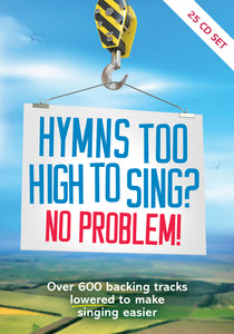 Hymns Too High To Sing  No Problem - CdHymns Too High To Sing  No Problem - Cd