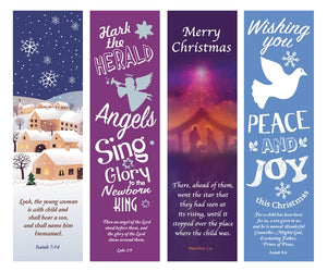Bookmarks - Christmas SetBookmarks - Christmas Set