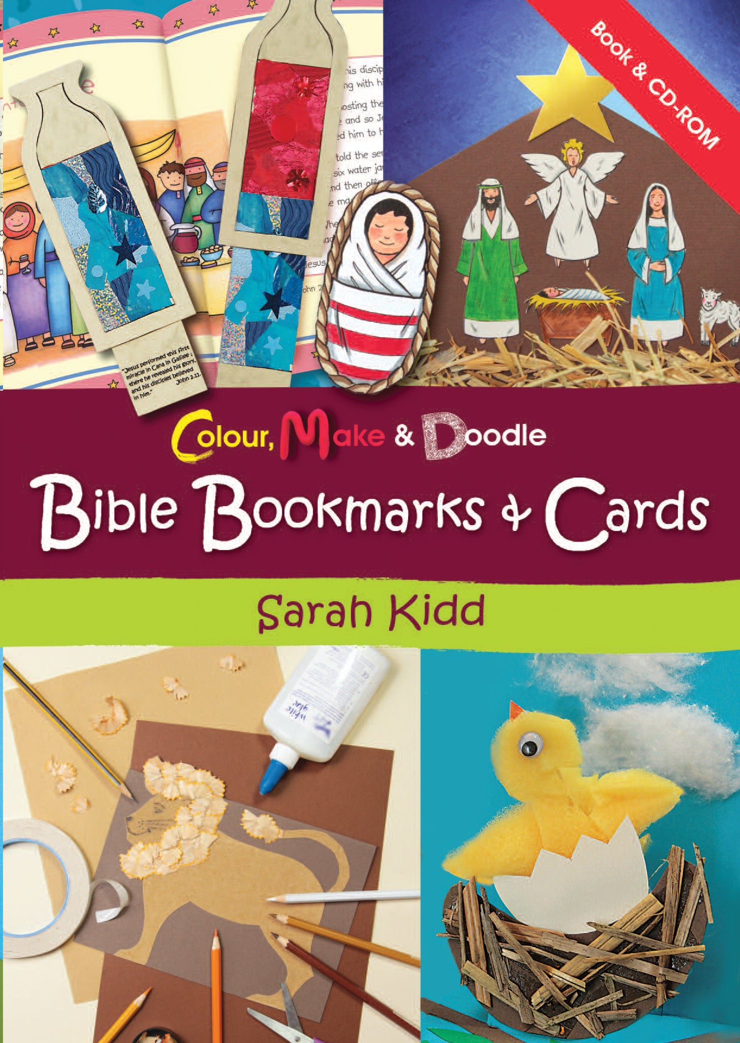 Bible Models & Mobiles - Colour, Make & DoodleBible Models & Mobiles - Colour, Make & Doodle
