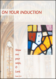 On Your Induction ****On Your Induction ****