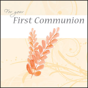 For Your First CommunionFor Your First Communion