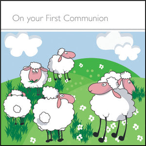 On Your First Communion ****On Your First Communion ****