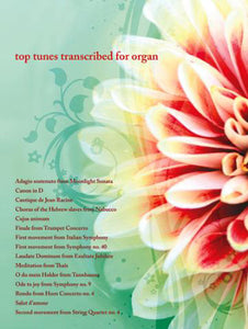 Top Tunes Transcribed For OrganTop Tunes Transcribed For Organ