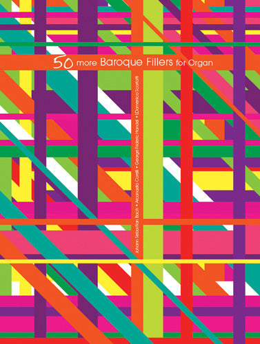 50 More Baroque Fillers For Organ50 More Baroque Fillers For Organ