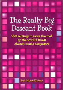 The Really Big Descant BookThe Really Big Descant Book