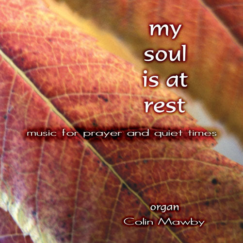 My Soul Is At RestMy Soul Is At Rest
