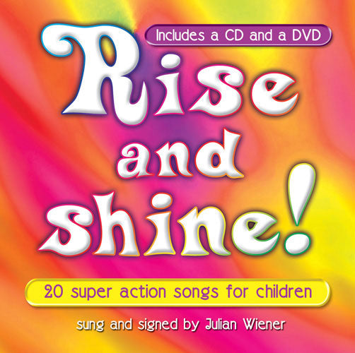 Rise And Shine Cd/DvdRise And Shine Cd/Dvd