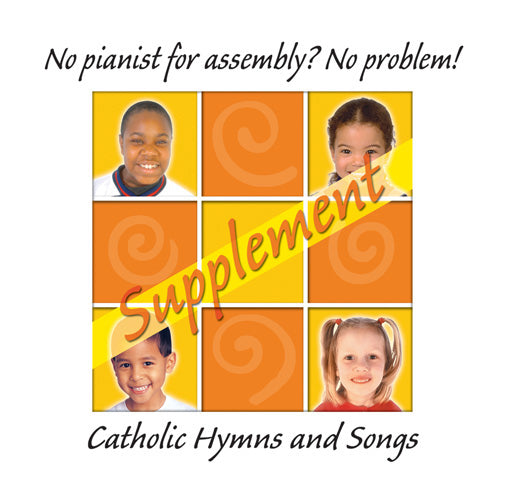 No Pianist For Assembly? No Problem - Catholic Supplement CdNo Pianist For Assembly? No Problem - Catholic Supplement Cd