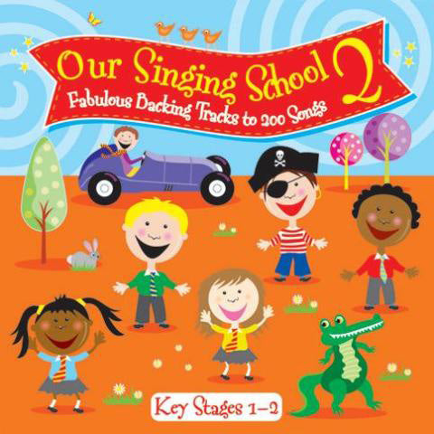 Our Singing School 2 - Keystage 1-2 Cd SetOur Singing School 2 - Keystage 1-2 Cd Set