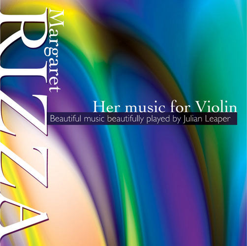 Rizza: Her Music For Violin CdRizza: Her Music For Violin Cd