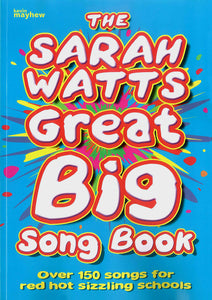 Sarah Watts Great Big Song Book - 10 Cd SetSarah Watts Great Big Song Book - 10 Cd Set