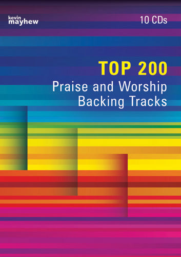 Top 200 Praise And Worship Backing TracksTop 200 Praise And Worship Backing Tracks