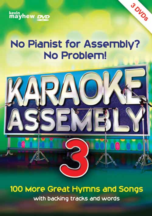 No Pianist For Assembly? No Problem! Karaoke 3No Pianist For Assembly? No Problem! Karaoke 3