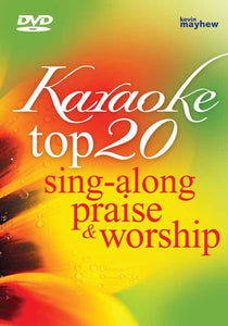 Karaoke Top 20 Sing Along, Praise And WorshipKaraoke Top 20 Sing Along, Praise And Worship
