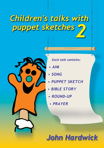 Childrens Talks With Puppet Sketches - Book 2Childrens Talks With Puppet Sketches - Book 2