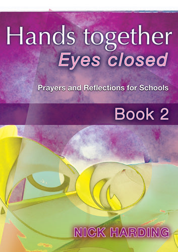 Hands Together Eyes Closed Book 2Hands Together Eyes Closed Book 2