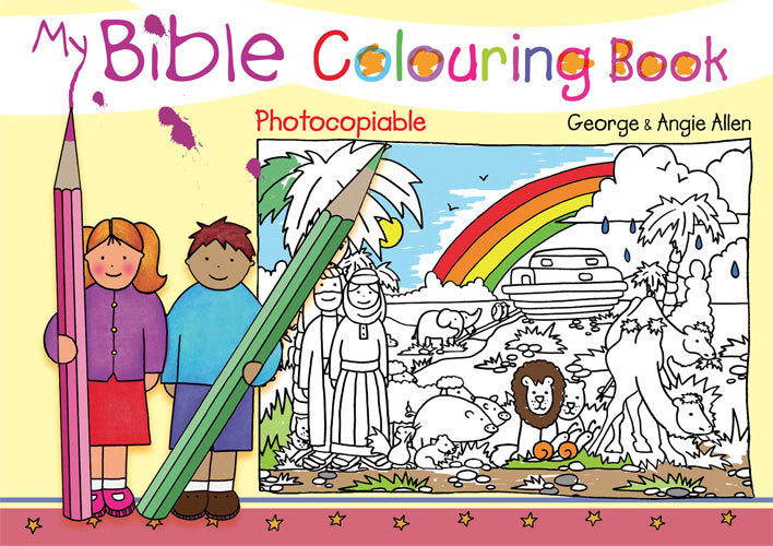 My Bible Colouring Book - CompleteMy Bible Colouring Book - Complete