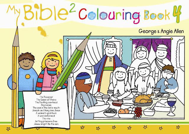 My Bible2 Colouring Book 4My Bible2 Colouring Book 4