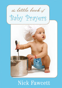 The Little Book Of Baby PrayersThe Little Book Of Baby Prayers