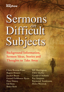 Sermons On Difficult SubjectsSermons On Difficult Subjects