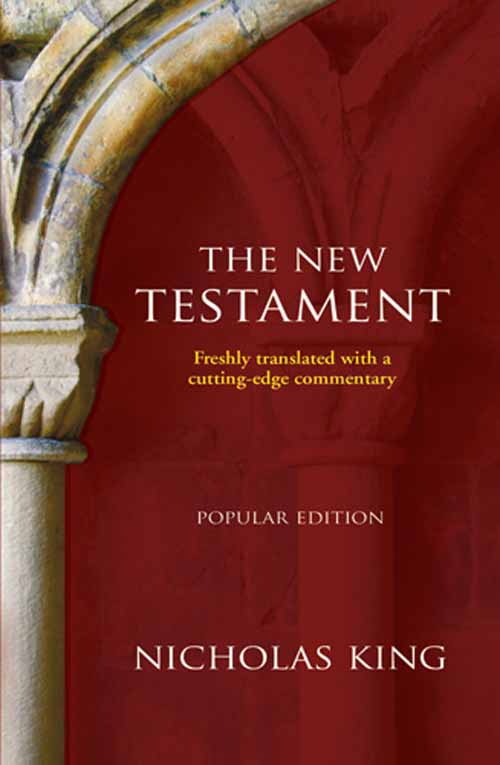 The New Testament - (Paperback) - Popular EditionThe New Testament - (Paperback) - Popular Edition