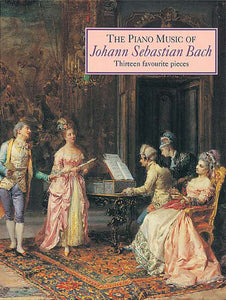 Piano Music Of BachPiano Music Of Bach