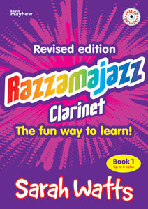 Razzamajazz For Clarinet