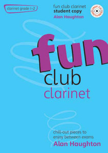 Fun Club Clarinet - Grade 1 - 2Fun Club Clarinet - Grade 1 - 2