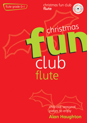 Fun Club Christmas - FluteFun Club Christmas - Flute