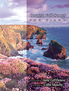 Cornish Folk Songs For PianoCornish Folk Songs For Piano