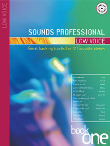 Sounds Professional - Low VoiceSounds Professional - Low Voice