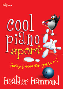 Cool Piano Sport Book 2Cool Piano Sport Book 2