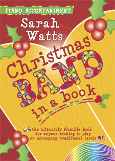 Christmas Band In A Book