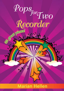 Pops For Two - RecorderPops For Two - Recorder
