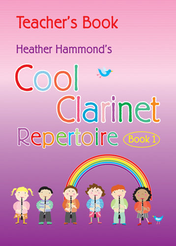 Cool Clarinet Repertoire