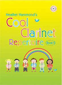 Cool Clarinet Repertoire - Book 2Cool Clarinet Repertoire - Book 2