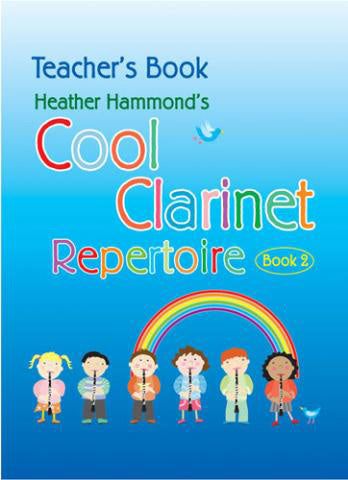 Cool Clarinet Repertoire - Book 2