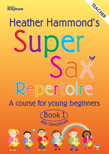 Super Sax Junior Repertoire