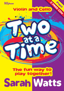 Two At A Time - Violin/CelloTwo At A Time - Violin/Cello