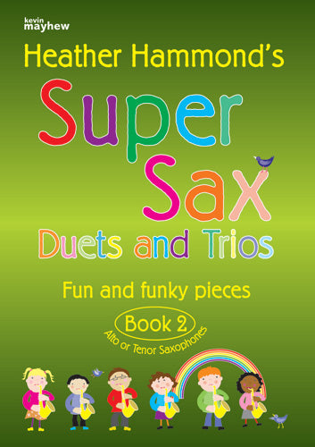Supersax Duets And Trios Book 2Supersax Duets And Trios Book 2