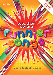 Cool Choir Library: Funnier SongsCool Choir Library: Funnier Songs