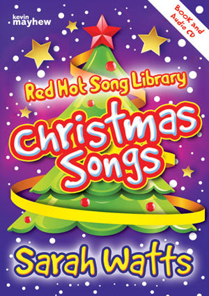 Red Hot Song Library - Christmas Songs (Book, Cd And Dvd)Red Hot Song Library - Christmas Songs (Book, Cd And Dvd)