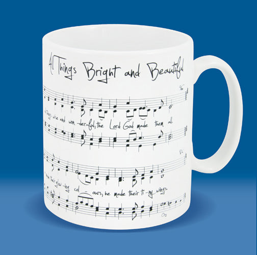 All Things Bright And Beautiful MugAll Things Bright And Beautiful Mug
