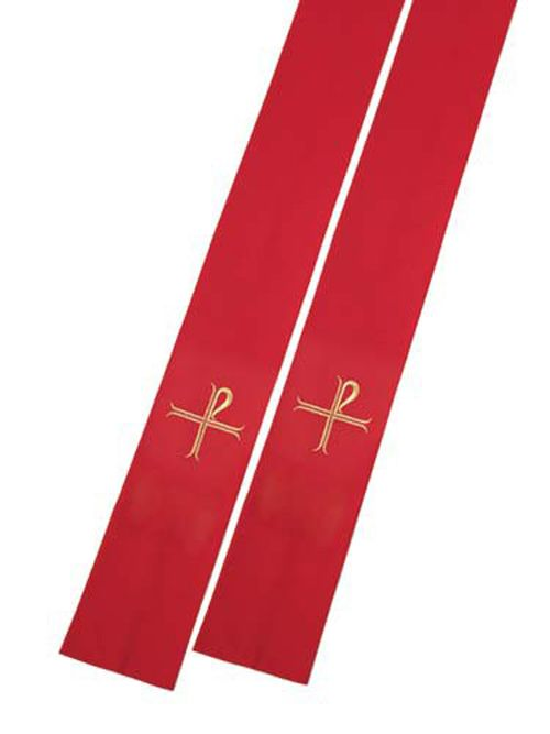 Stole - Cross Design