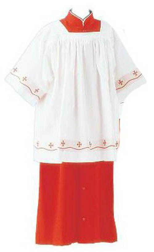 Acolyte Cassock - Polyester