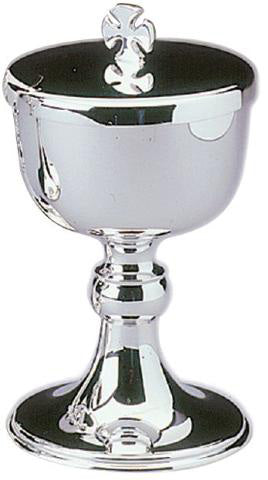 "Old English Ciborium  - 6"" - Sterling SilverOld English Ciborium  - 6"" - Sterling Silver"